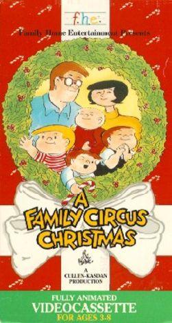 Family Circus Christmas
