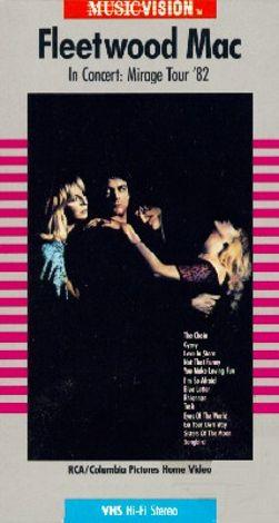 Fleetwood Mac: In Concert - Mirage Tour '82