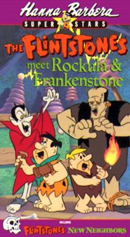 The Flintstones Meet Rockula and Frankenstone