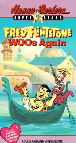The Flintstones : Fred Flintstone Woos Again