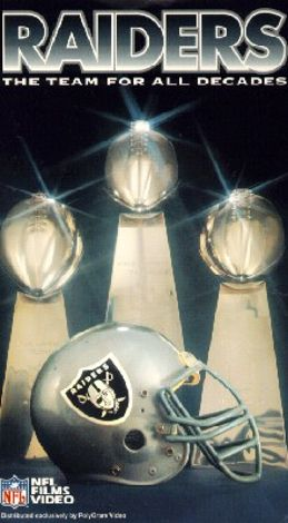 NFL: Raiders - The Team for All Decades