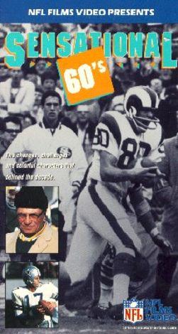 NFL: Sensational 60s