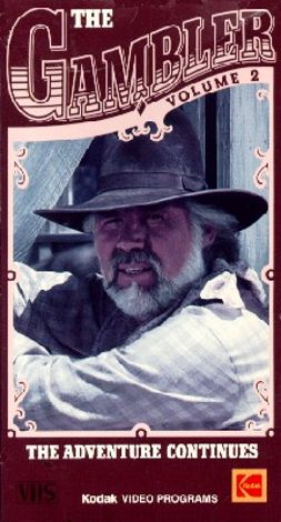 Kenny Rogers as The Gambler---The Adventure Continues