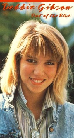 Debbie Gibson: Out of the Blue