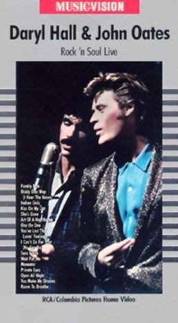 Daryl Hall and John Oates: Rock 'n Soul Live