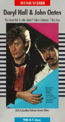 Daryl Hall and John Oates: Video Collection: 7 Big Ones