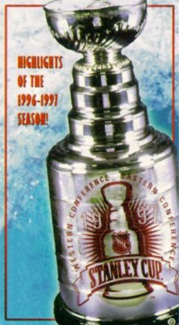 The Official 1997 Stanley Cup Championship: Detroit Red Wings