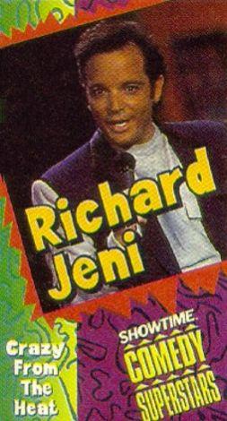 Richard Jeni: Crazy from the Heat