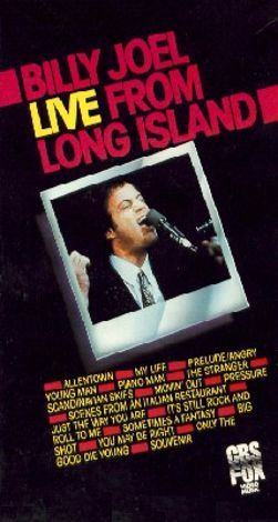 Billy Joel: Live from Long Island