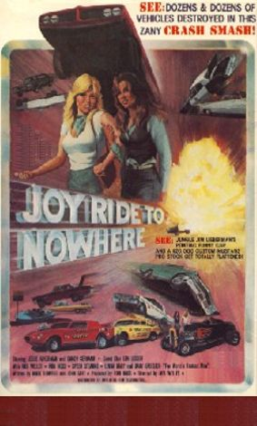 Tenafly : Joyride to Nowhere