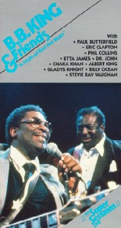 B.B. King and Friends: A Night of Red Hot Blues