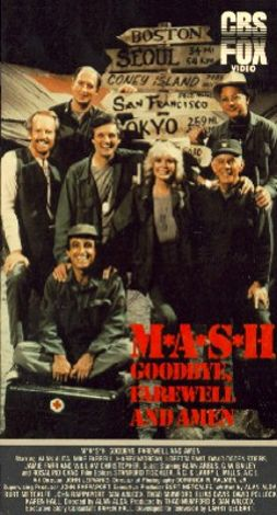 M*A*S*H : Goodbye, Farewell and Amen