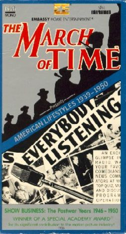 The March of Time: American Lifestyles - Show Business, the Post-War Years