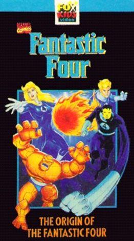 The Fantastic Four: The Origin of the Fantastic Four