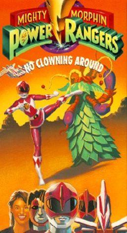 Mighty Morphin Power Rangers : No Clowning Around