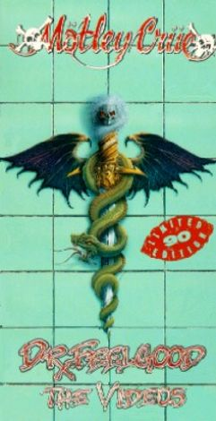 Mötley Crüe: Dr. Feelgood - the Videos
