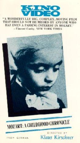 Mozart - Aufzeichnungen Einer Jugend