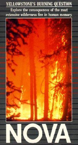 NOVA : Yellowstone's Burning Question