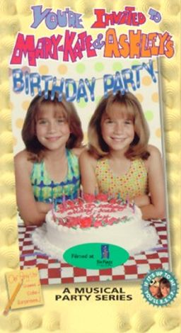 You're Invited To... : Mary-Kate and Ashley's Birthday Party