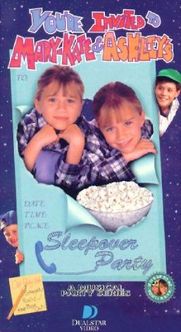 You're Invited to... : Mary-Kate and Ashley's Sleepover Party