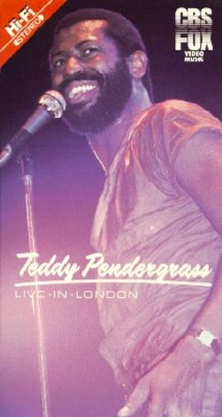 Teddy Pendergrass: Live in London