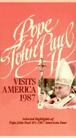 Pope John Paul II Visits America 1987