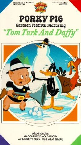 Porky Pig Cartoon Festival: Tom Turk and Daffy