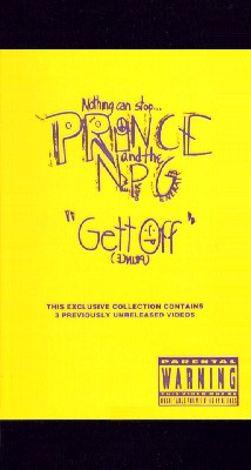 Prince: Gett Off
