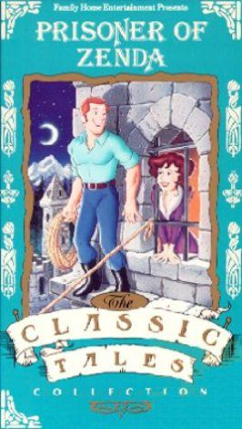 Classic Tales 8: Prisoner of Zenda