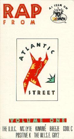 Rap from Atlantic Street, Vol. 1