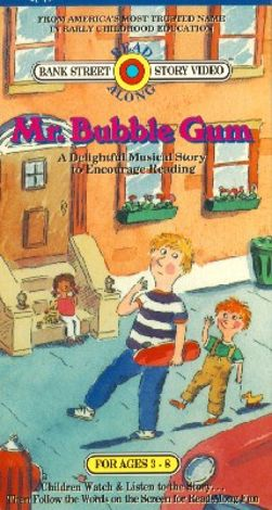 Mr. Bubble Gum