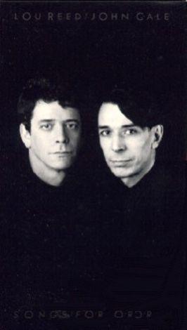 Lou Reed & John Cale: Songs for Drella