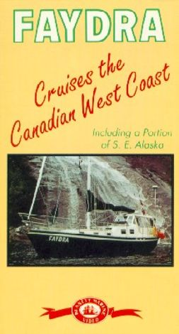 Faydra Cruises the Canadian West Coast