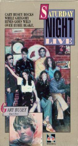 Saturday Night Live : Gary Busey; Eubie Blake; Gregory Hines