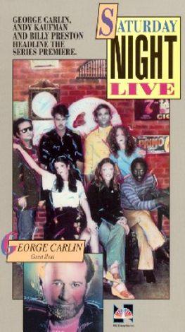 Saturday Night Live : George Carlin; Janis Ian; Billy Preston