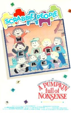 Scrabble People: A Pumpkin Full of Nonsense