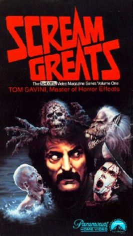 Scream Greats, Vol. 1: Tom Savini