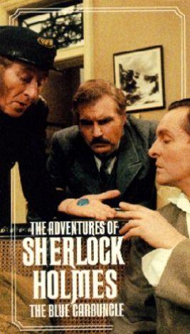 Sherlock Holmes : The Blue Carbuncle