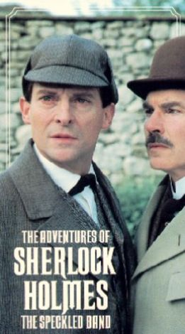 Sherlock Holmes : The Speckled Band