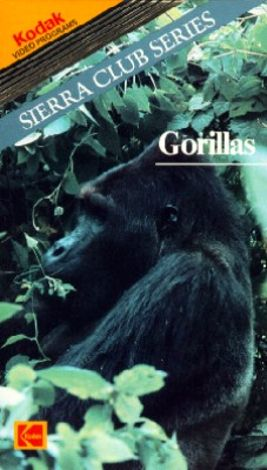 Sierra Club Series: Gorillas