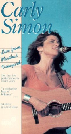 Carly Simon: Live from Martha's Vineyard