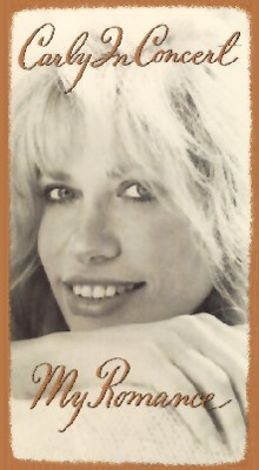 Carly Simon: My Romance in Concert