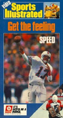 Sports Illustrated: Get the Feeling, Vol. 1 - Speed