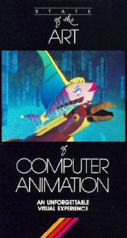 The State of the Art of Computer Animation