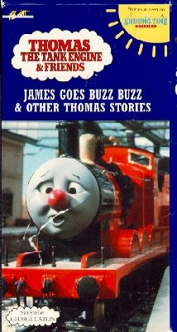 Thomas & Friends : James Goes Buzz Buzz