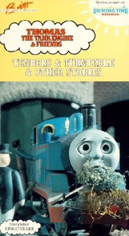 Thomas & Friends: Tenders and Turntables