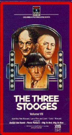 The Three Stooges : Movie Maniacs