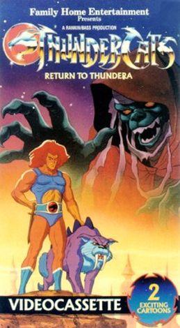 ThunderCats : Return to Thundera