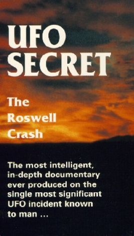 UFO Secret: The Roswell Crash