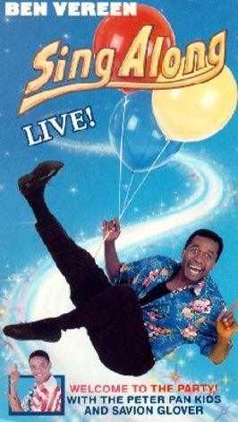 Ben Vereen: Welcome to the Party - Sing Along with the Peter Pan Kids